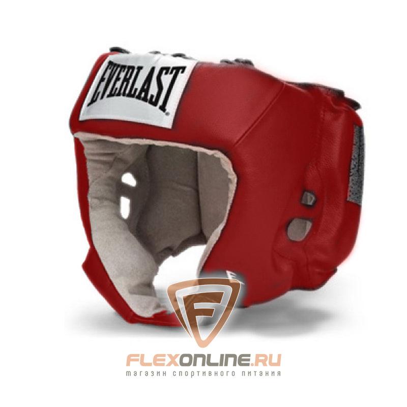 Шлемы Боксерский шлем соревновательный USA Boxing M чёрный от Everlast