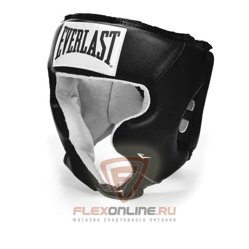 Шлемы Боксерский шлем тренировочный USA Boxing Cheek XL чёрный от Everlast