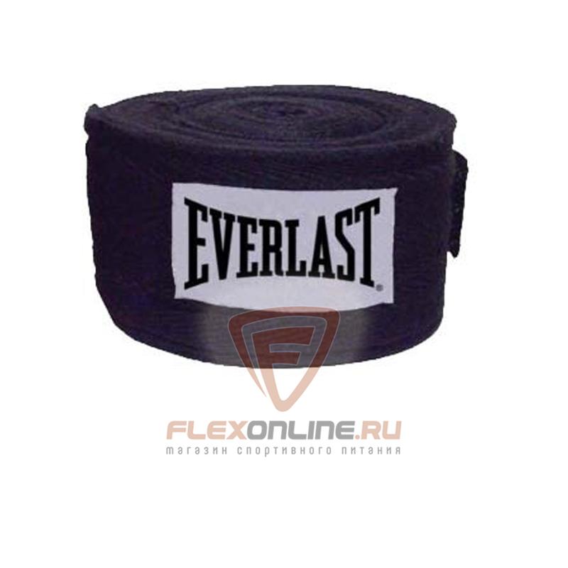 Бинты Боксерские бинты 2,7 м чёрные от Everlast