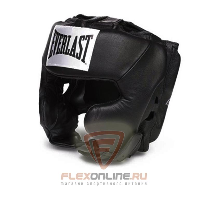 Шлемы Боксерский шлем тренировочный Pro Traditional S чёрный от Everlast