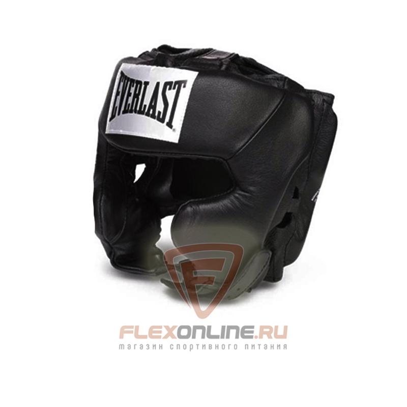 Шлемы Боксерский шлем тренировочный Pro Traditional L чёрный от Everlast