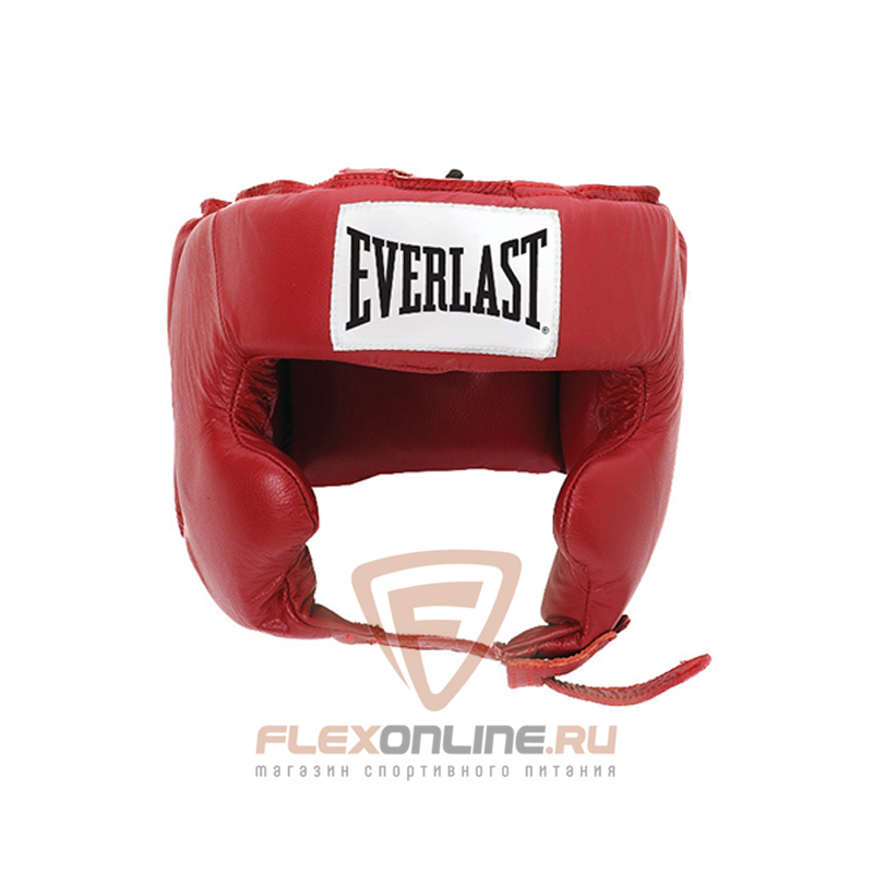 Шлемы Боксерский шлем тренировочный Pro Traditional XL красный от Everlast