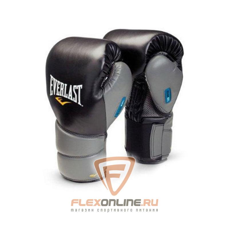 Боксерские перчатки Перчатки боксерские тренировочные Protex2GL 12 унций  S/M от Everlast