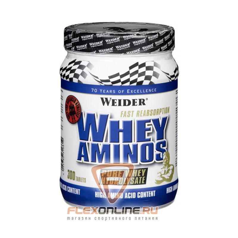 Аминокислоты Whey Aminos от Weider