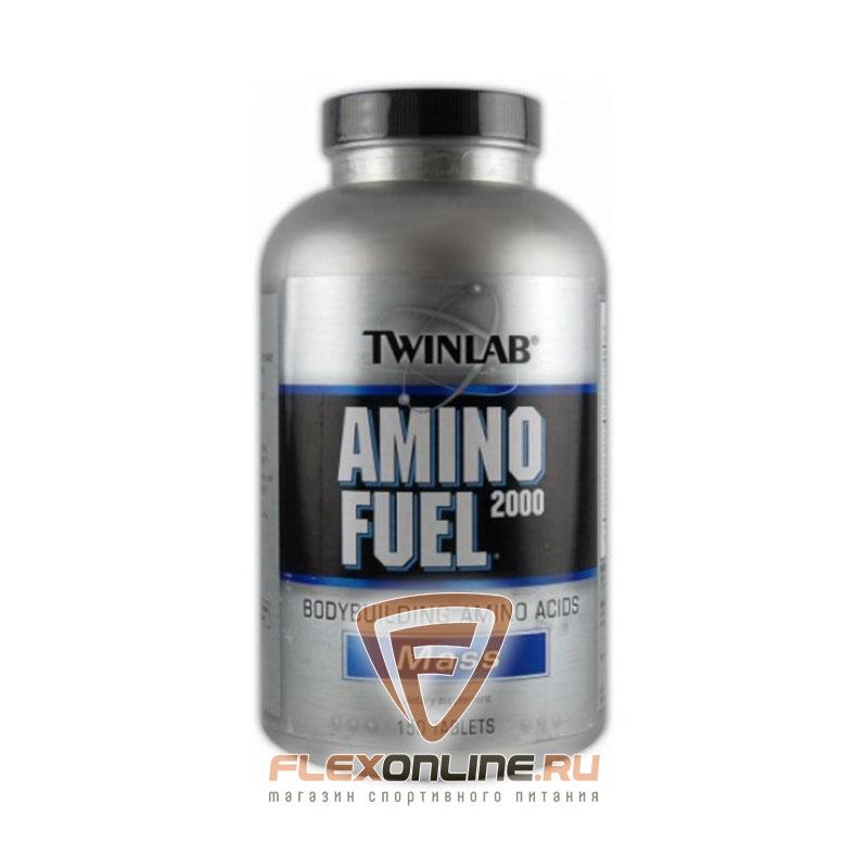 Аминокислоты Amino Fuel 2000 от Twinlab