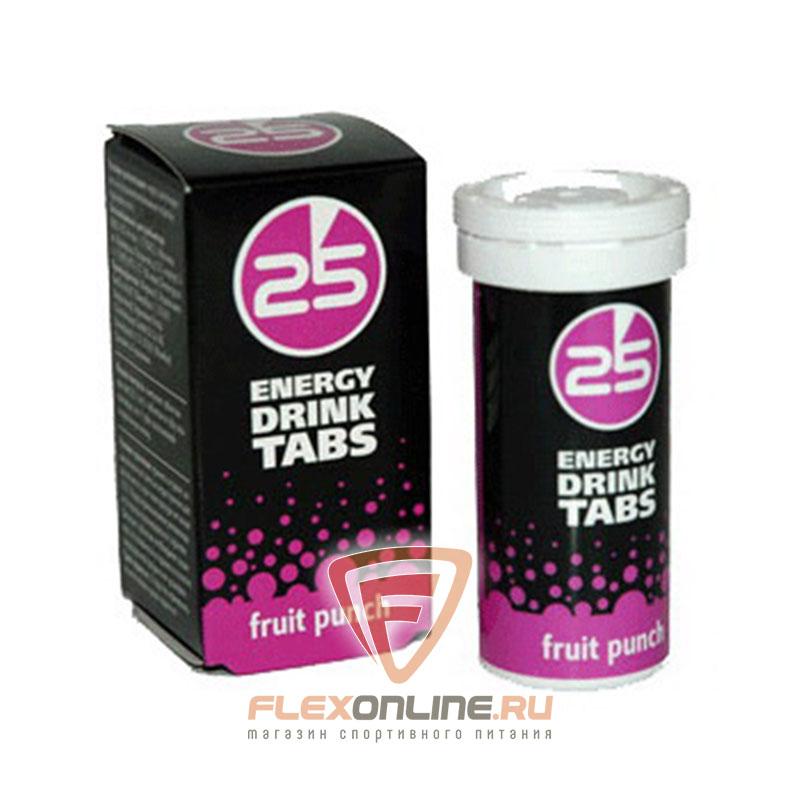 Энергетики Energy Drink Tabs от 25 час
