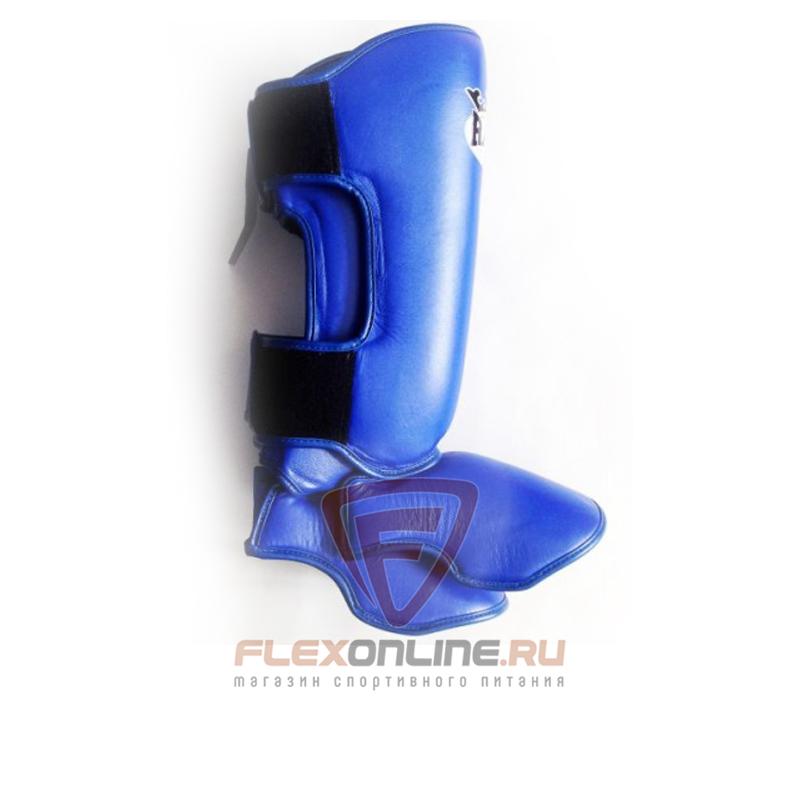Защита тела Защита голени S синяя от Raja