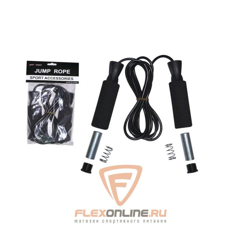 Прочие продукты Скакалка с утяжелителями от Sport Pioneer