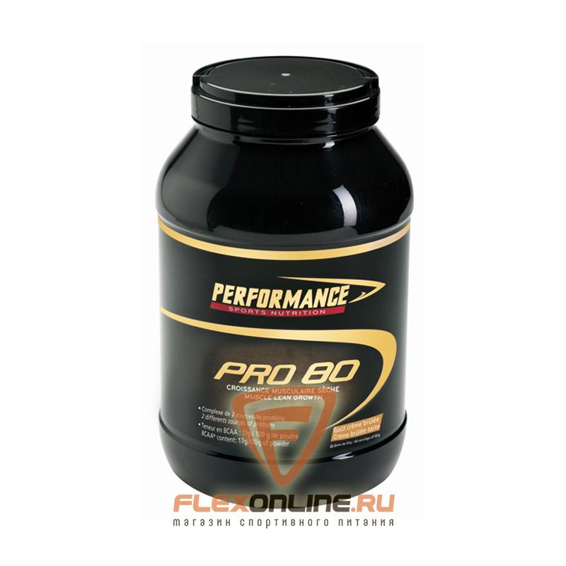 Протеин PRO 80 от Performance