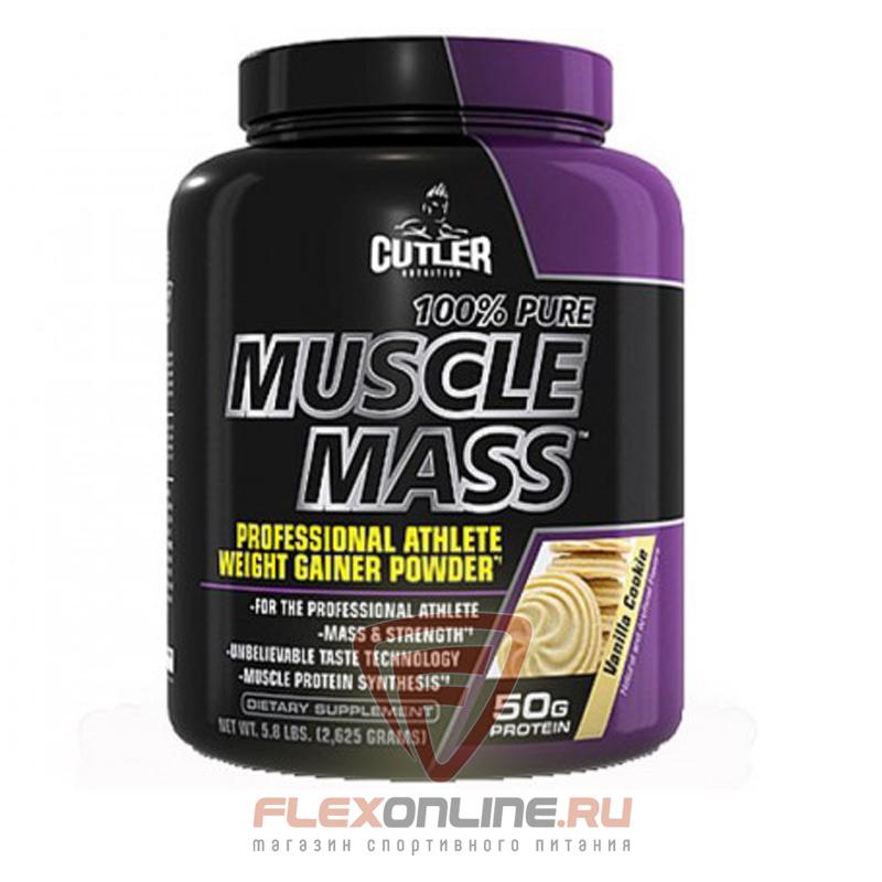Гейнер 100% Pure Muscle Mass от Cutler