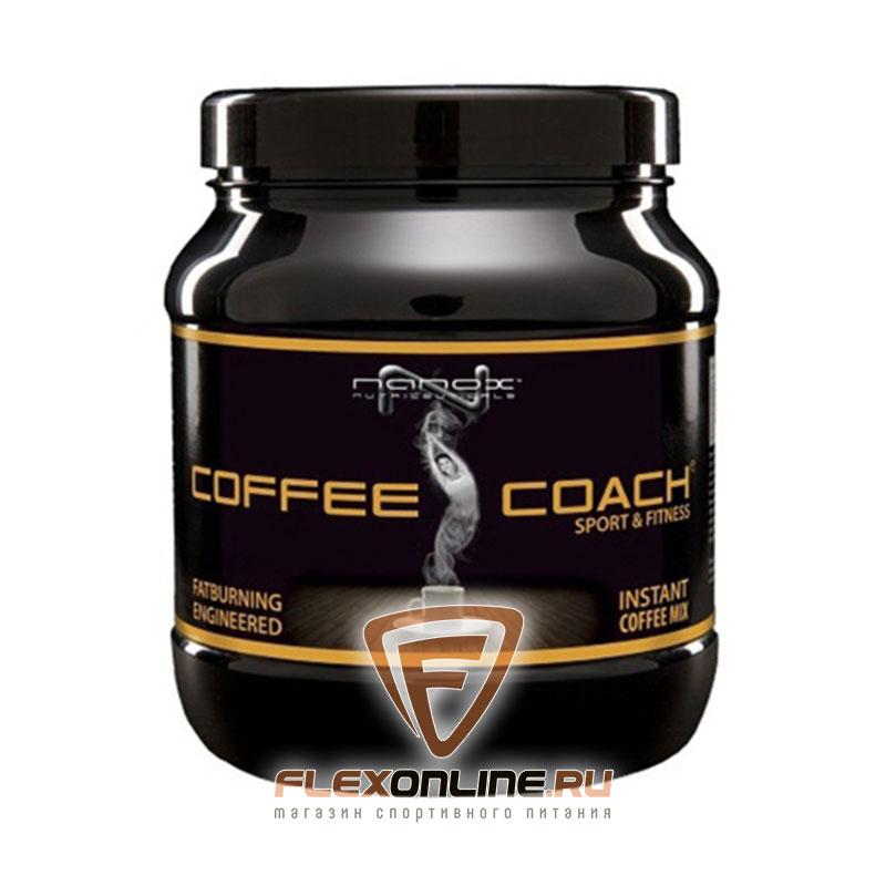 Энергетики Coffee Coach от Nanox
