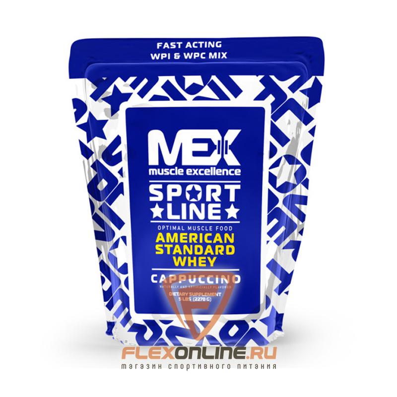 Протеин American Standard Whey от MEX