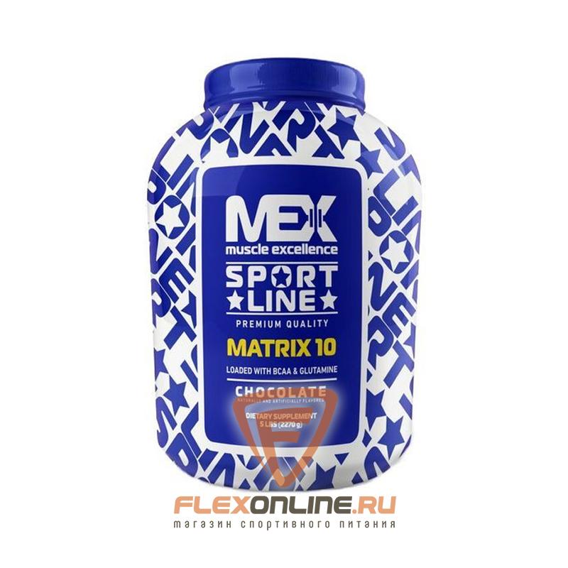 Протеин Matrix 10 от MEX