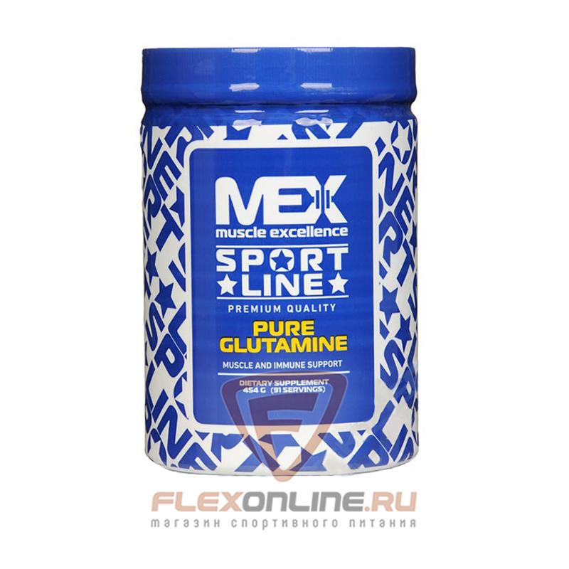 L-глютамин Pure Glutamine от MEX