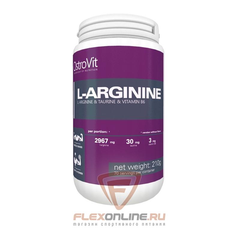 Аминокислоты L-Arginine от OstroVit