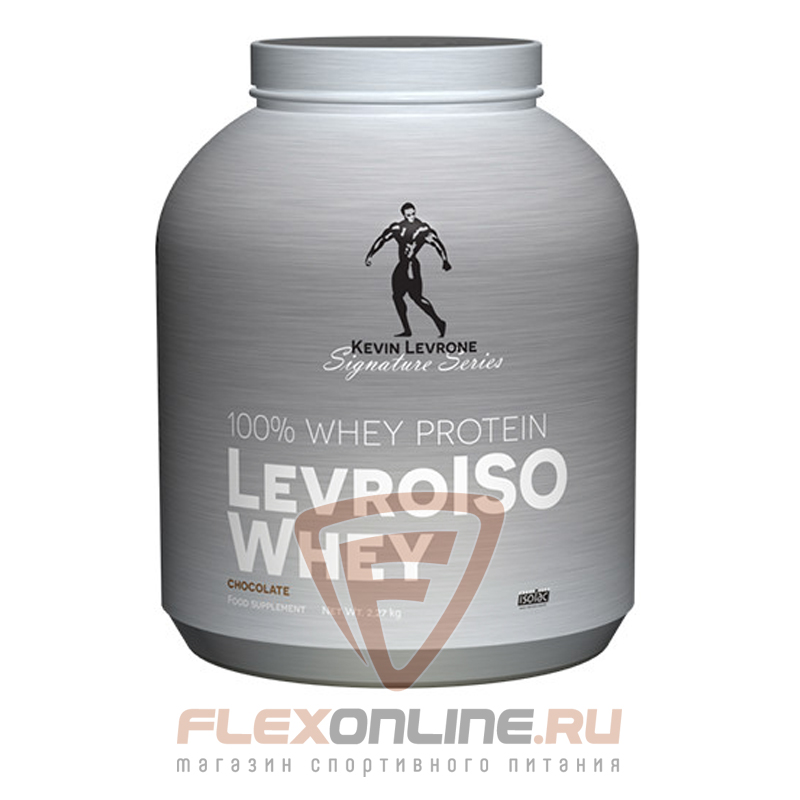 Протеин LevroISOWhey от Kevin Levrone