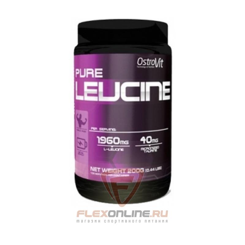 BCAA Pure Leucine от OstroVit