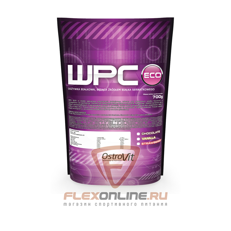 Протеин WPC ECO от OstroVit