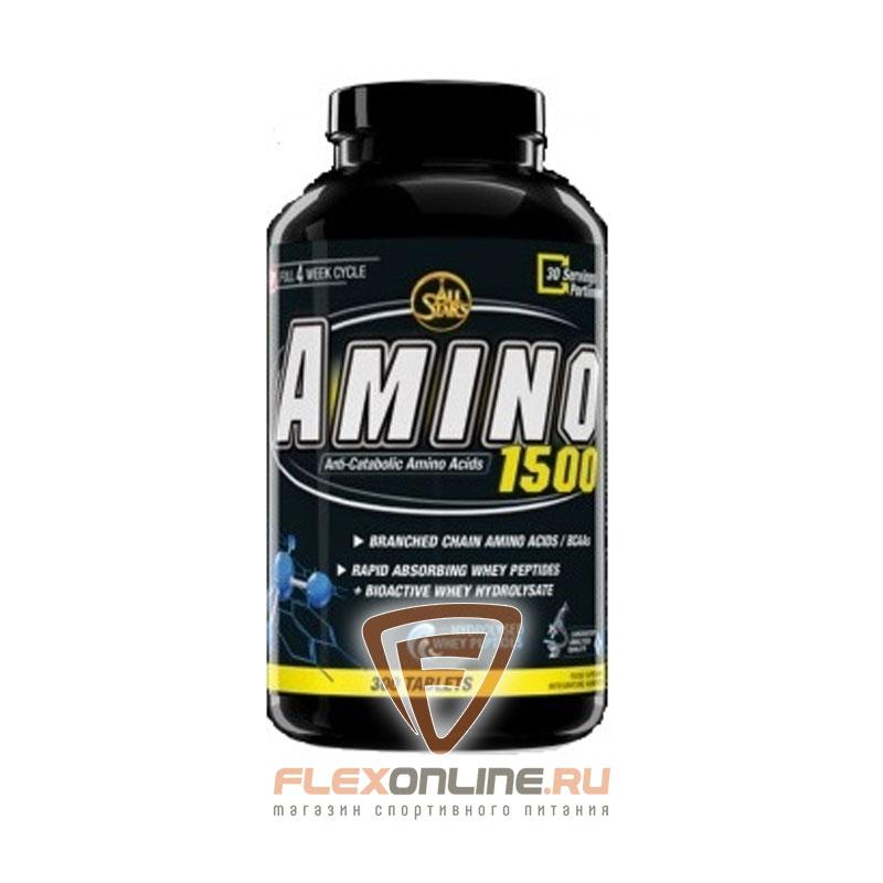 Аминокислоты Amino 1500 от All Stars
