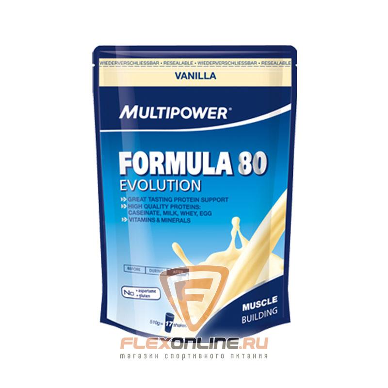 Протеин Formula 80 Evolution от Multipower