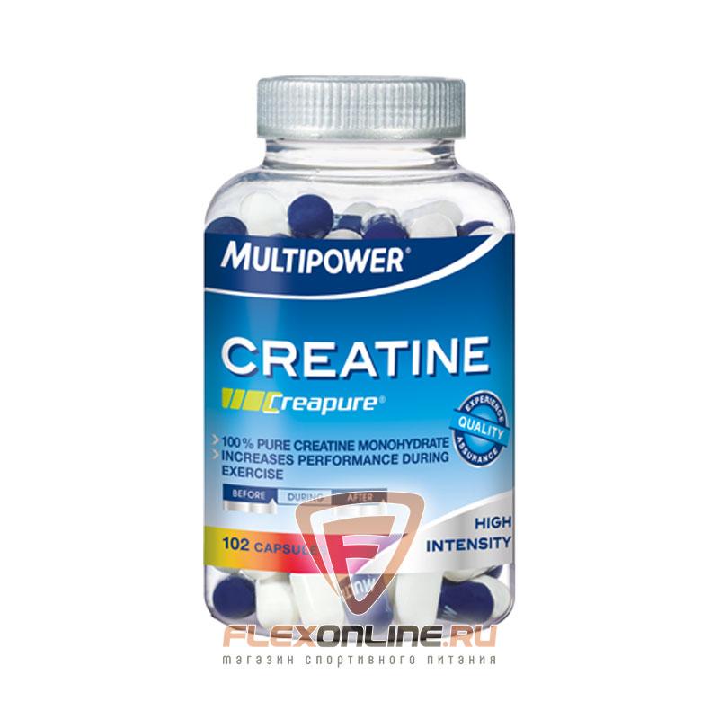 Креатин Creatine Capsules от Multipower