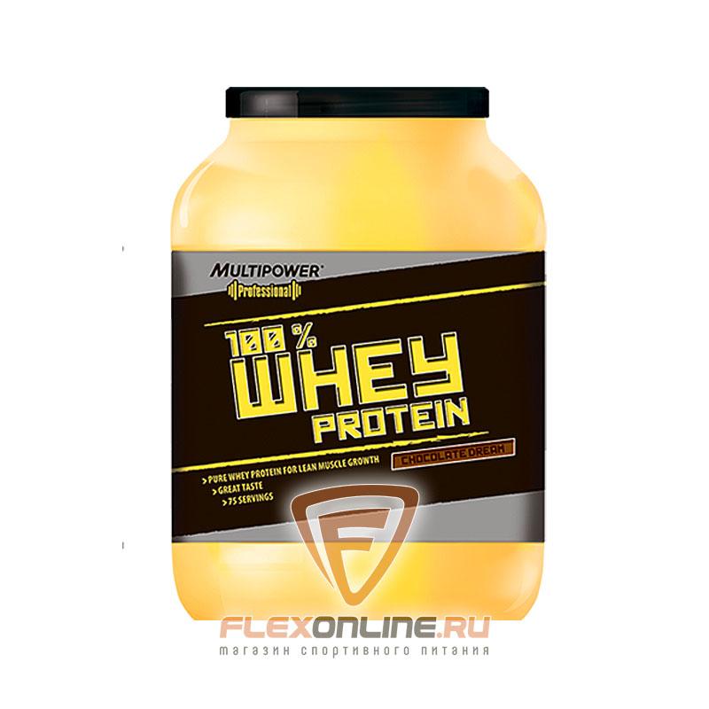 Протеин 100% Whey Protein от Multipower