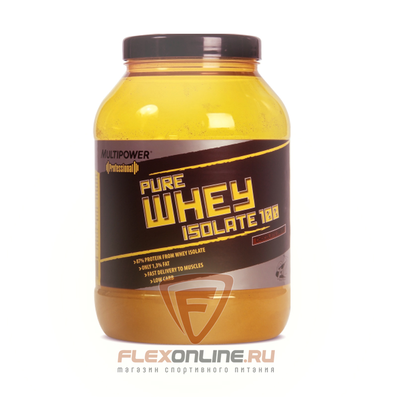 Протеин Professional Pure Whey Isolate 100 от Multipower