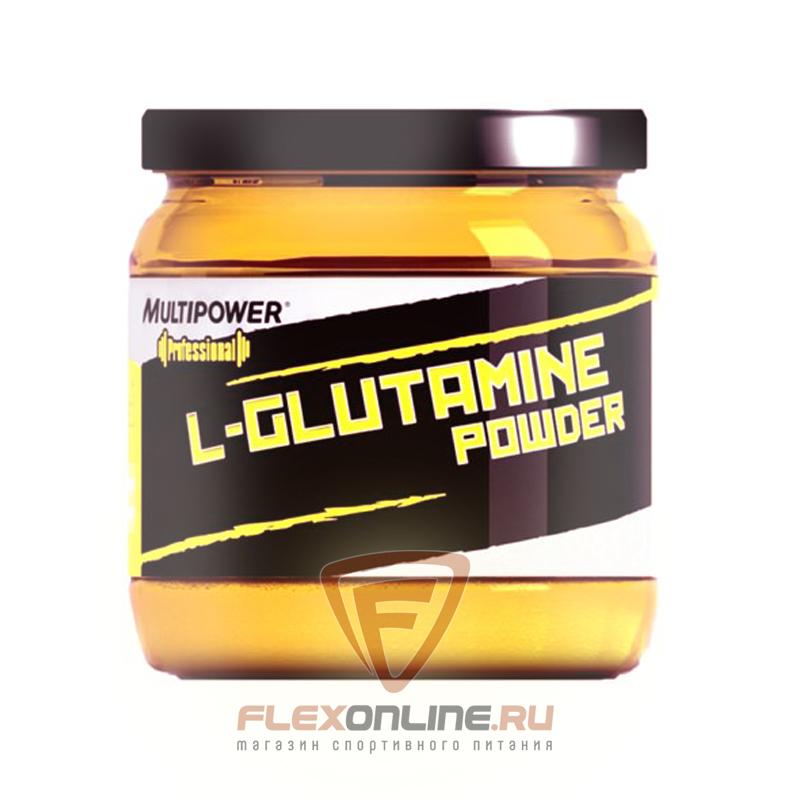L-глютамин Professional L-Glutamine от Multipower