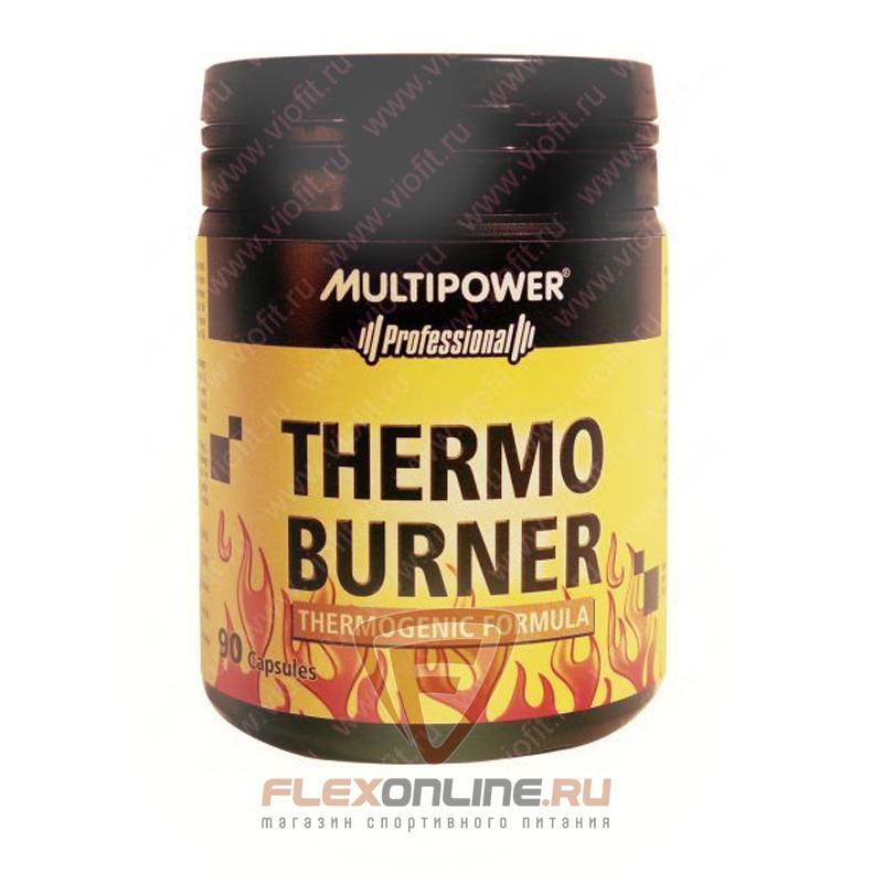 Жиросжигатели Thermo burner от Multipower