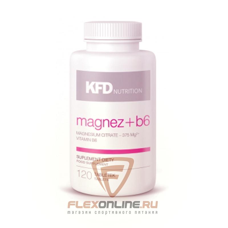 Витамины Magnez + B6 от KFD