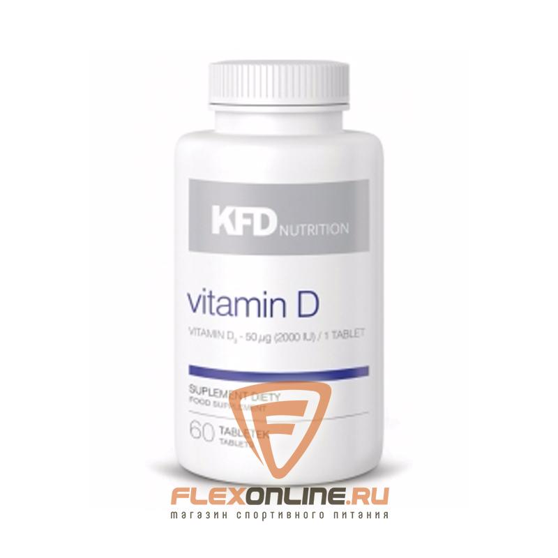 Витамины Vitamin D от KFD