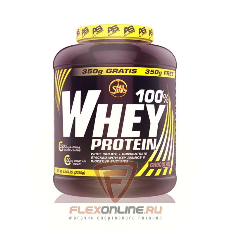 Протеин 100% Whey Protein от All Stars