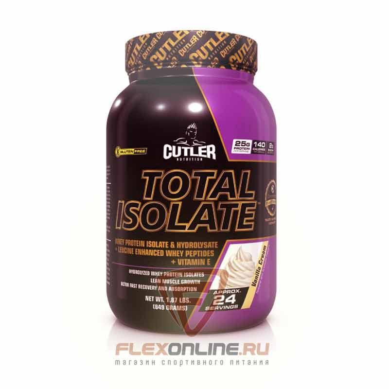 Протеин Total Isolate от Cutler