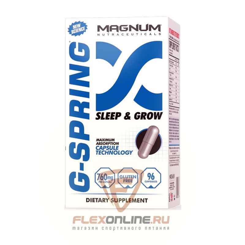 Прочие продукты G-Spring от Magnum