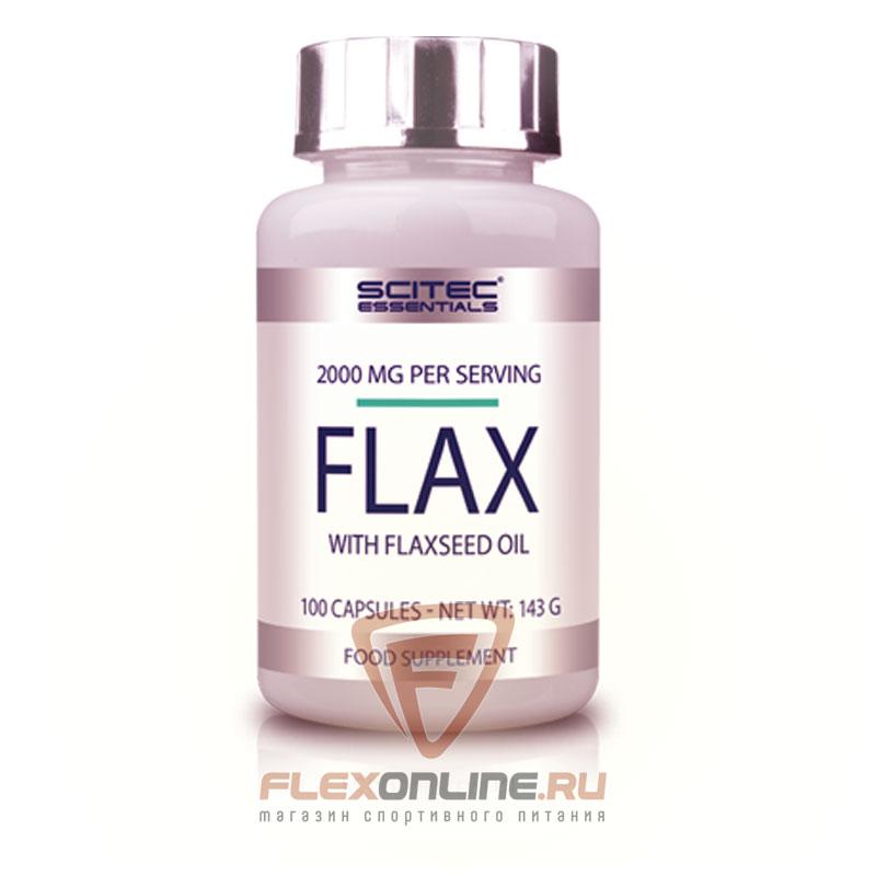 Прочие продукты Flax от Scitec