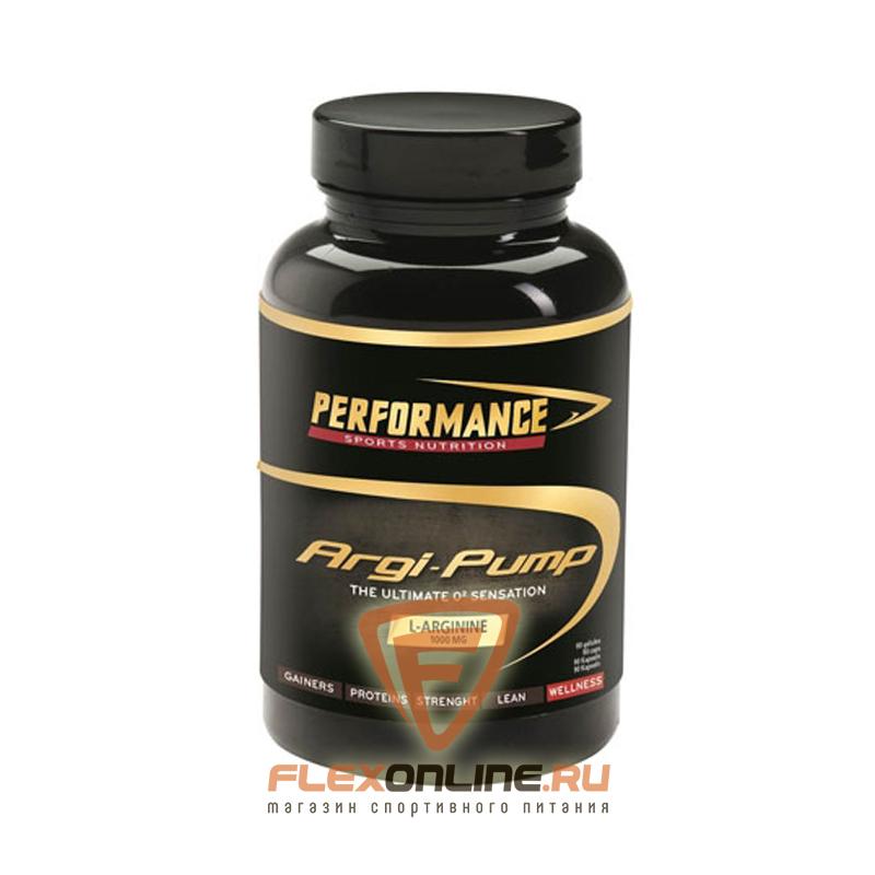 Аминокислоты Argi-Pump от Performance