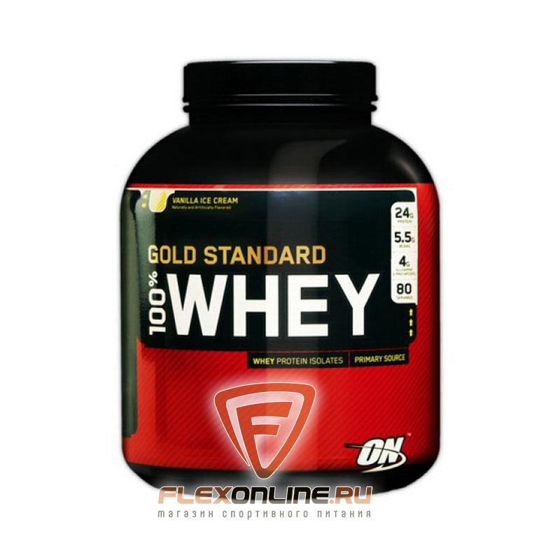 Протеин 100% Whey Gold Standard от Optimum Nutrition
