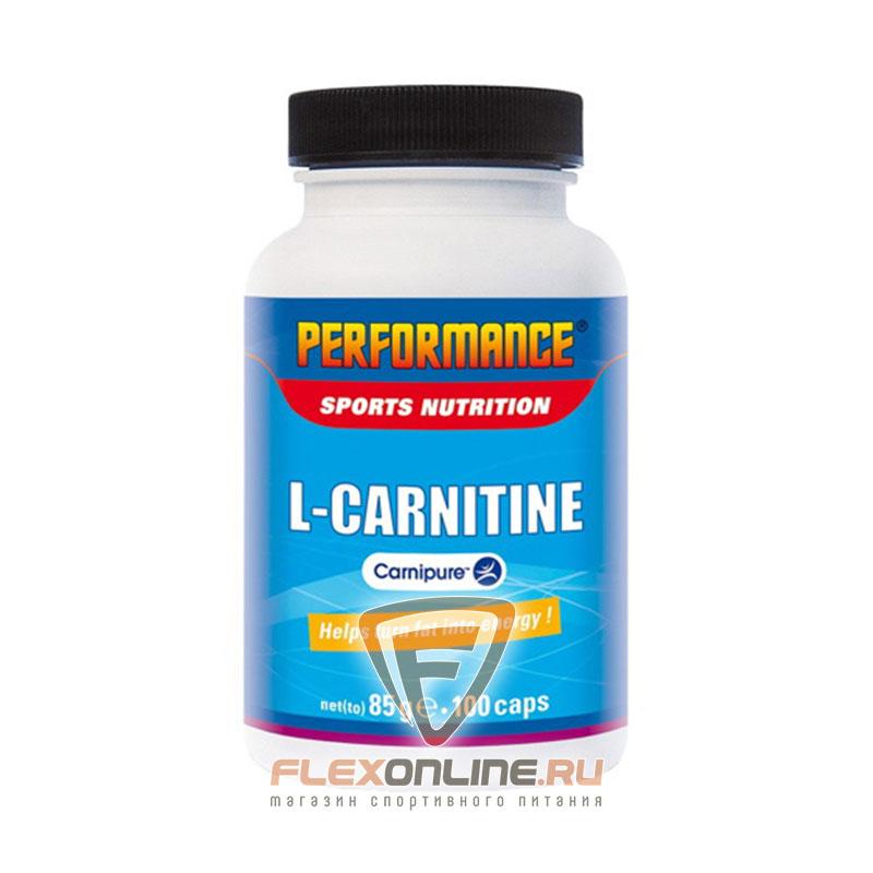 L-карнитин L-Carnitine Caps от Performance
