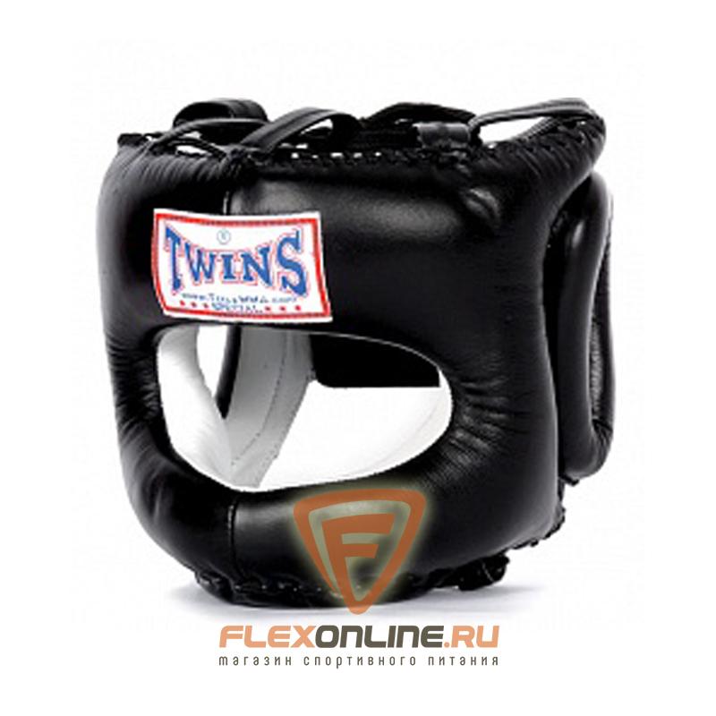 Шлемы Шлем тренировочный закрытый XL черный от Twins