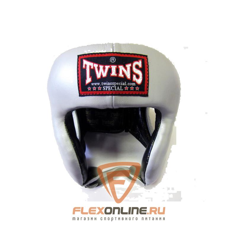Шлемы Шлем тренировочный L серебряный от Twins