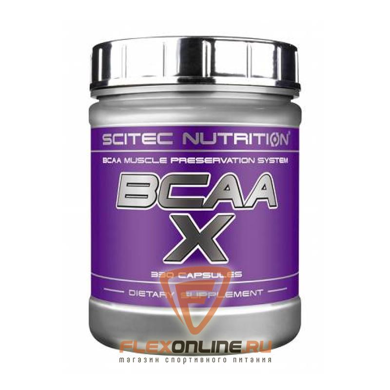 BCAA BCAA-X от Scitec
