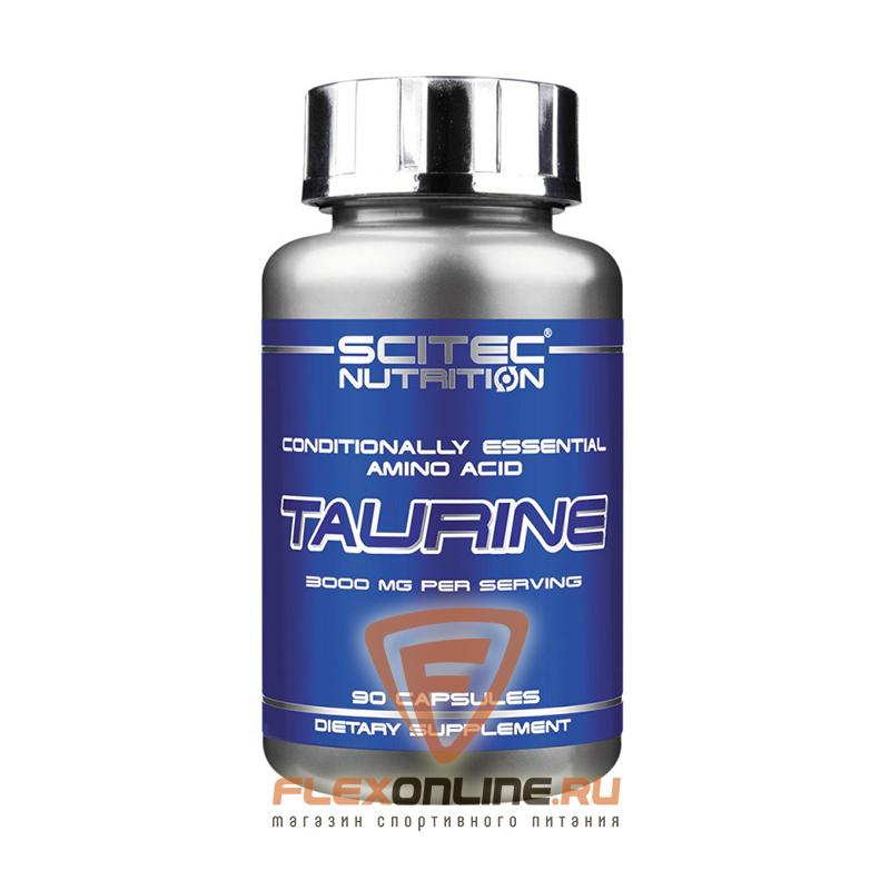 Аминокислоты Taurine от Scitec