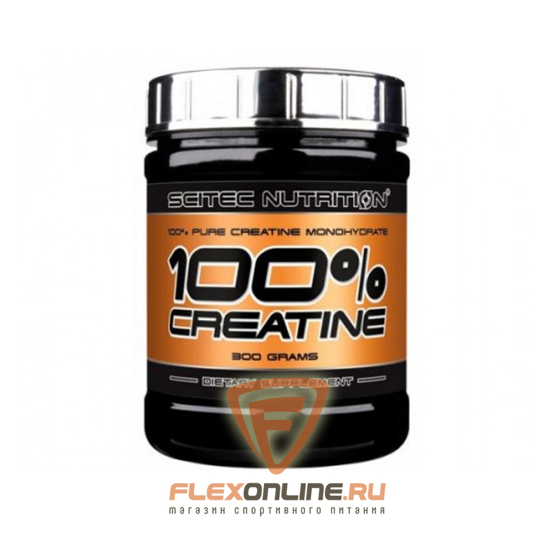 Креатин Creatine 100% Pure от Scitec