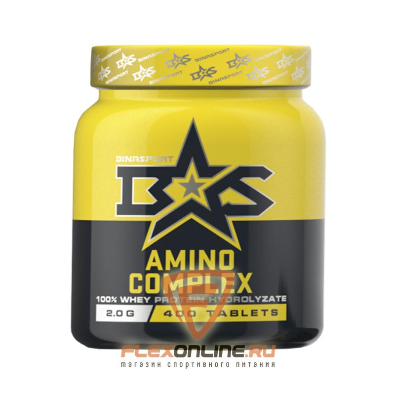 Аминокислоты Аminocomplex от Binasport