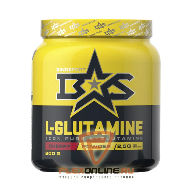 L-глютамин L-glutamine Powder от Binasport