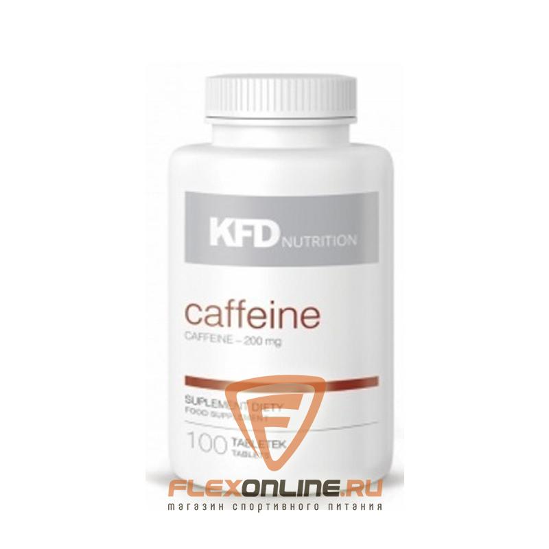 Витамины Caffeine от KFD