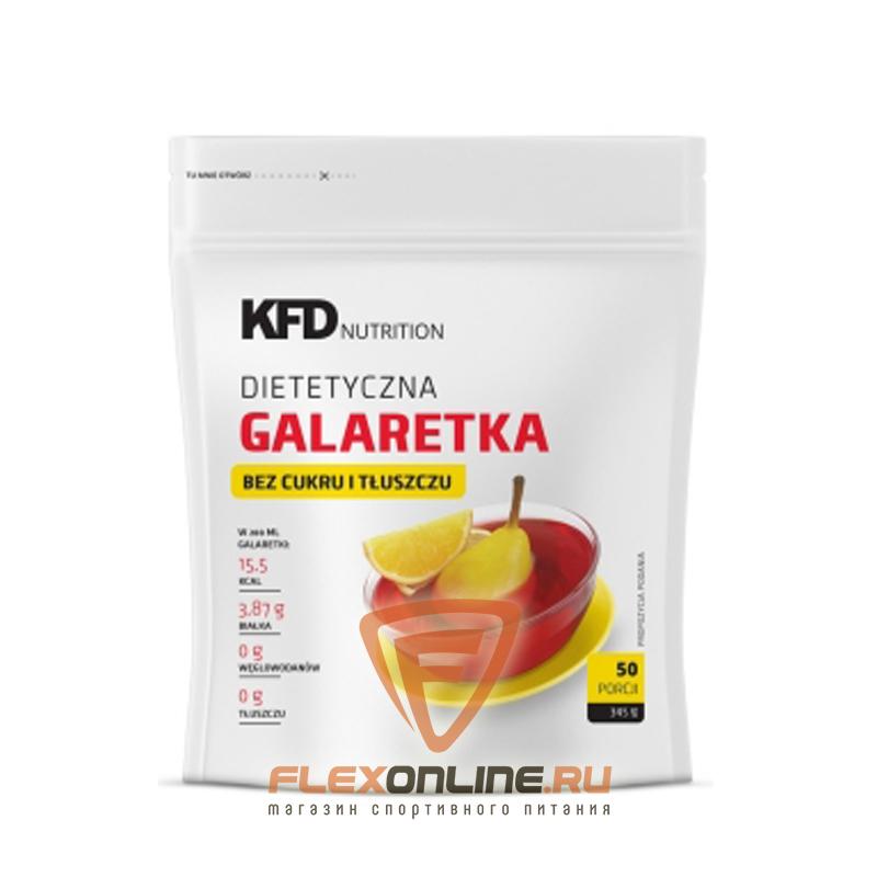 После тренировки Galaretka dietic jelly от KFD