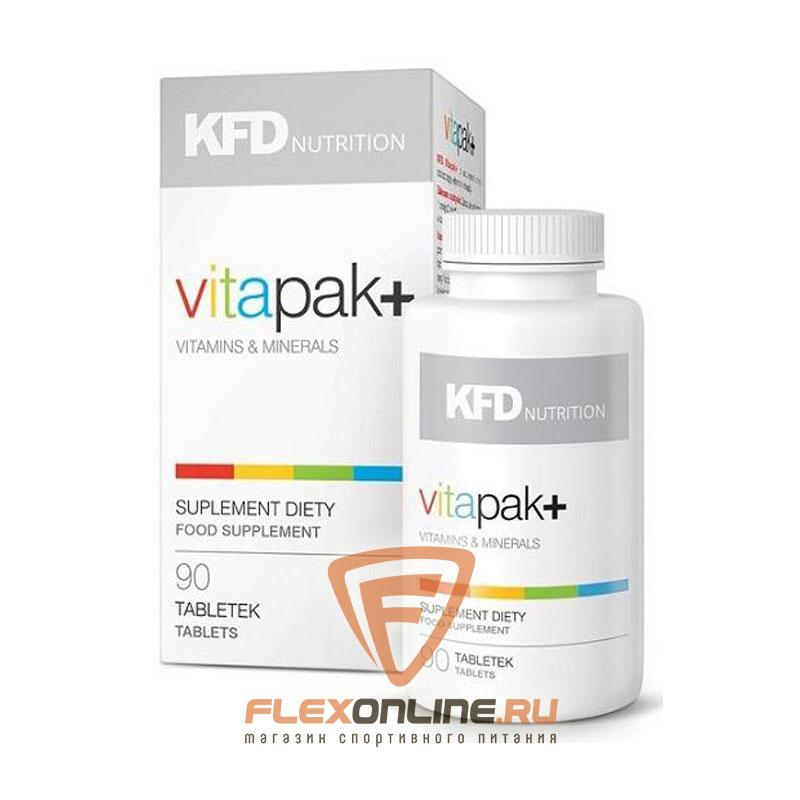 Витамины VitaPak+ от KFD