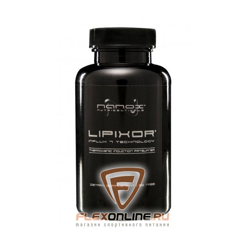 Жиросжигатели Lipixor от Nanox