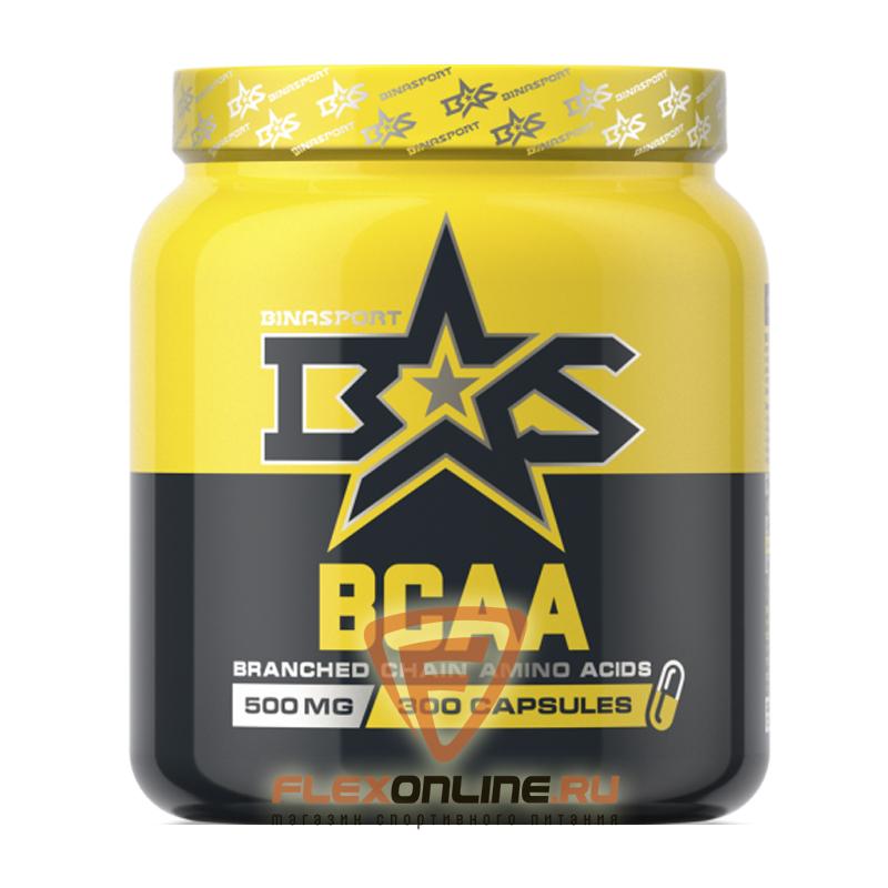 BCAA BCAA Caps от Binasport